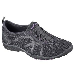 Skechers Relaxed Fit Fortune Knit Athletic Shoe